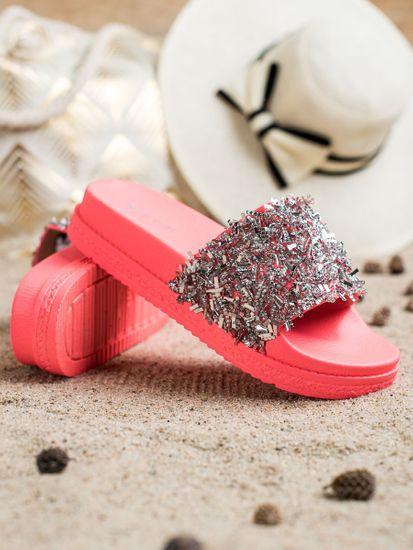Női papucs 70624 + Nőin zokni Gatta Calzino Strech