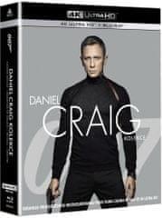 James Bond kolekce - Daniel Craig (4Blu-ray) - 4K Ultra HD