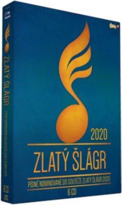 Zlatý Šlágr 2020 (5x CD) - CD