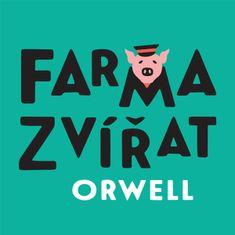 Orwell George: Farma zvířat - MP3-CD