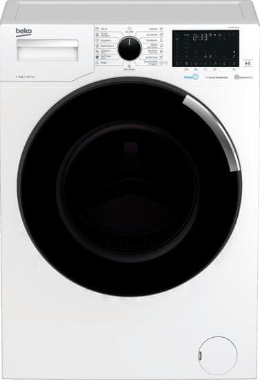 Beko WTV9744XW0 pralni stroj, 9 kg
