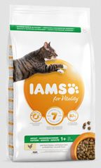 IAMS suha hrana za zdrave odrasle mačke, piletina