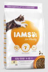 IAMS suha hrana za zdrave mladunce mačke, piletina
