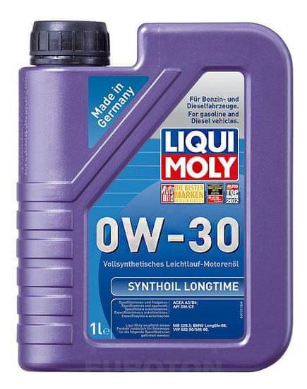 Liqui Moly motorno ulje Synthoil Longtime GT1 0W30, 1 l