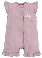 PINOKIO Sweet Cherry dekliški poletni pajac, roza, 56 (1-02-2102-112G-RO)