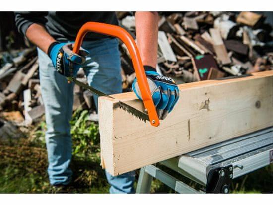 Extol Premium Pílka na drevo rámová 762mm, plátok na suché drevo