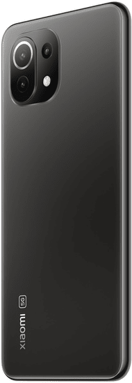 Xiaomi Mi 11 Lite 5G, 6GB/128GB, Truffle Black