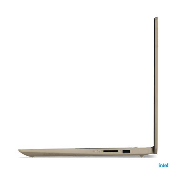 Lenovo IdeaPad 3 prenosnik, 39.6 cm FHD, i3-1115G4, 8/256, DOS, siv (82H8008FSC)
