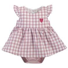 PINOKIO sukienka dziewczęca Sweet Cherry 1-02-2102-760B-RK 62 różowa