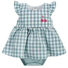 PINOKIO dievčenské šaty Sweet Cherry 1-02-2102-760B-ZK, 62, modrá