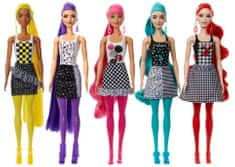Mattel Barbie Color Reveal Barbie Mono