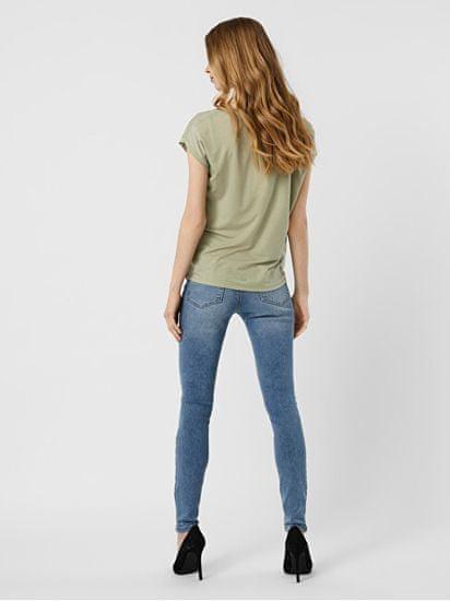 Vero Moda Női póló VMAVA 10235286 Desert Sage