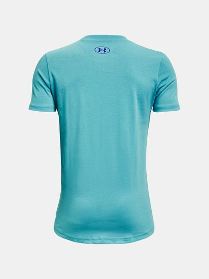 Under Armour Majica Under Armour Sportstyle Logo SS-BLU