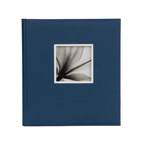 Dörr UniTex Jumbo foto album, 29 x 32 cm, 100 strani, moder (880302)