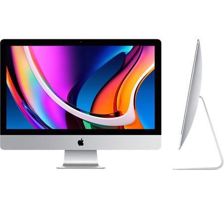 Apple iMac Retina 5K AiO računalnik 27 6C i5 3,3GHz, 8GB/512GB SSD/Radeon Pro 5300 4GB, INT KB (mxwu2ze/a)