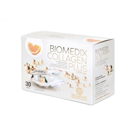 Biomedix Kolagén Plus Pomaranč 30 sáčkov
