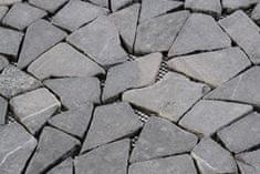 shumee Mramorová mozaika Garth - šedá obklady 1 m2