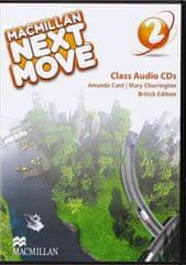 Macmillan Next Move Level 2 Class Audio CD