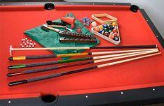 shumee Příslušenství ke kulečníkovému stolu Pool Billiard
