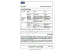 shumee Přechodová lišta G21 pro WPC dlaždice Incana, 38,5x7,5 cm rohová (levá)
