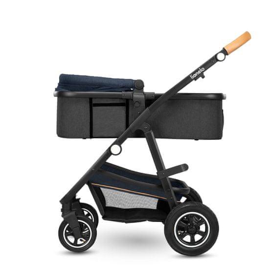 Lionelo wózek spacerowy Amber 3w1