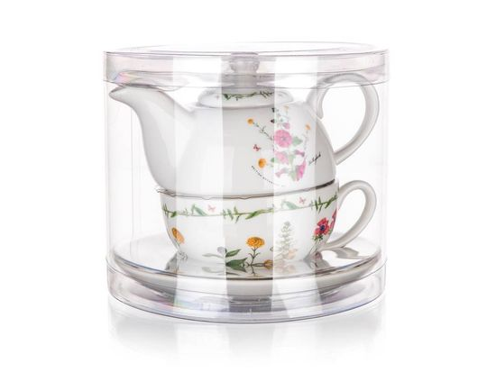 Banquet Spring čajni komplet, 400 + 220 ml