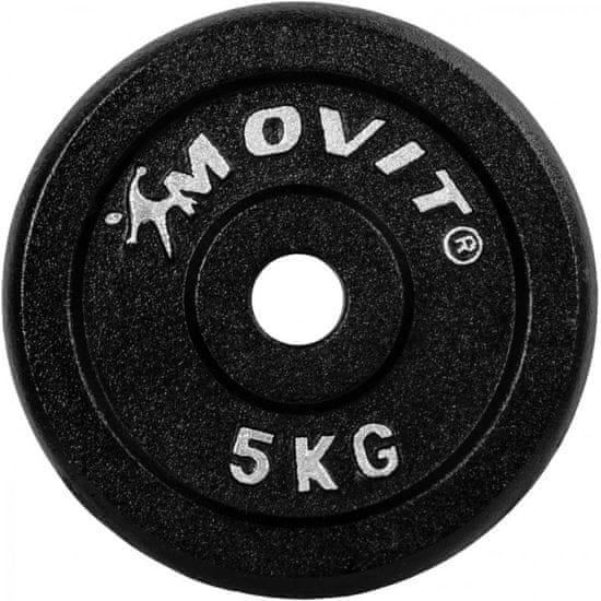 shumee MOVIT sada 2 kusov závažia - 20 kg, liatina