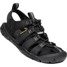 KEEN Dámské sandály CLEARWATER CNX 1020662 black/black (Velikost 40)