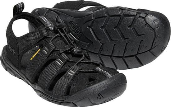 KEEN Dámské sandály CLEARWATER CNX 1020662 black/black