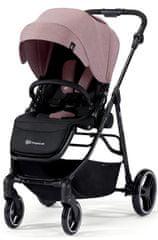 KinderKraft Vesto otroški voziček, roza
