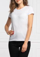 Emporio Armani Dámske tričko 163139 CC318, Biela, S