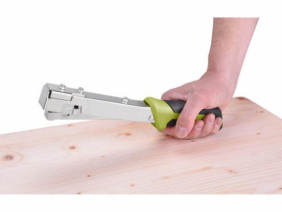Extol Craft Kladivo sponkovacie, dĺžka spony 6-10mm, hrúbka spony 1,2mm