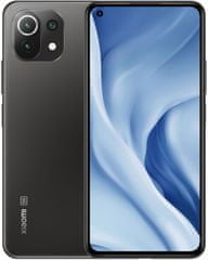 smartfon Mi 11 Lite 5G, 6GB/128GB, Truffle Black