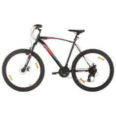 """Petromila Horský bicykel 21 rýchlostí 29"""" koleso 53 cm rám čierny"""