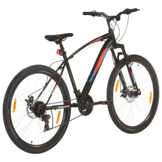 """Petromila Horský bicykel 21 rýchlostí 29"""" koleso 48 cm rám čierny"""