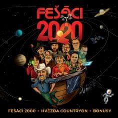 Fešáci: 2020 (2x CD) - CD