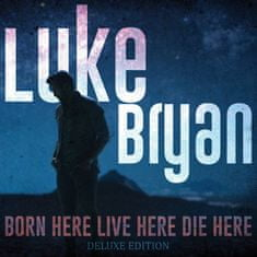 Bryan Luke: Born Here Live Here Die (Deluxe Edition) - CD