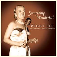 Lee Peggy: Something Wonderful - Great American Songbook (2x CD) - CD