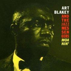 Blakey, Art & Jazz Messengers: Moanin - LP