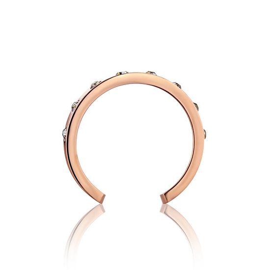 Emily Westwood Stílusos bronz gyűrű szett WS047R