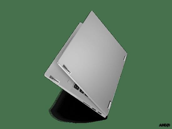 Lenovo IdeaPad Flex 5 prenosnik, 35.5 cm FHD, R5 4500U, 16/256, W10, siv (81X20070SC)