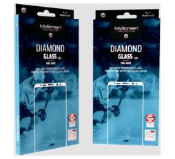 My Screen Protector Diamond Glass staklo za Xiaomi Redmi 10T/10T Pro, kaljeno, crno
