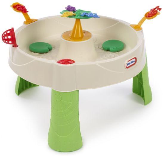 Little Tikes Vízi játékasztal Halastó békákkal