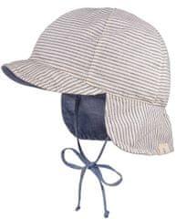 Maximo chlapecký klobouk Mini Boy 45 smetanová