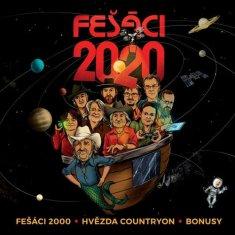 Fešáci: Fešáci 2020 - 2 CD