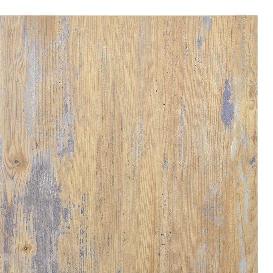 Greatstore Samolepilne talne plošče 55 kosov PVC 5,11 m² rjave