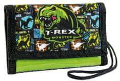 Stil Nyakba akasztható T-rex pénztárca