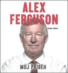Fergusson Alex: Můj příběh - MP3-CD