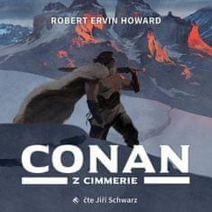 Howard Robert Ervin: Conan z Cimmerie - MP3-CD