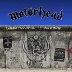 Motorhead: Louder Than Noise... Live In Berlin (CD+DVD) - DVD